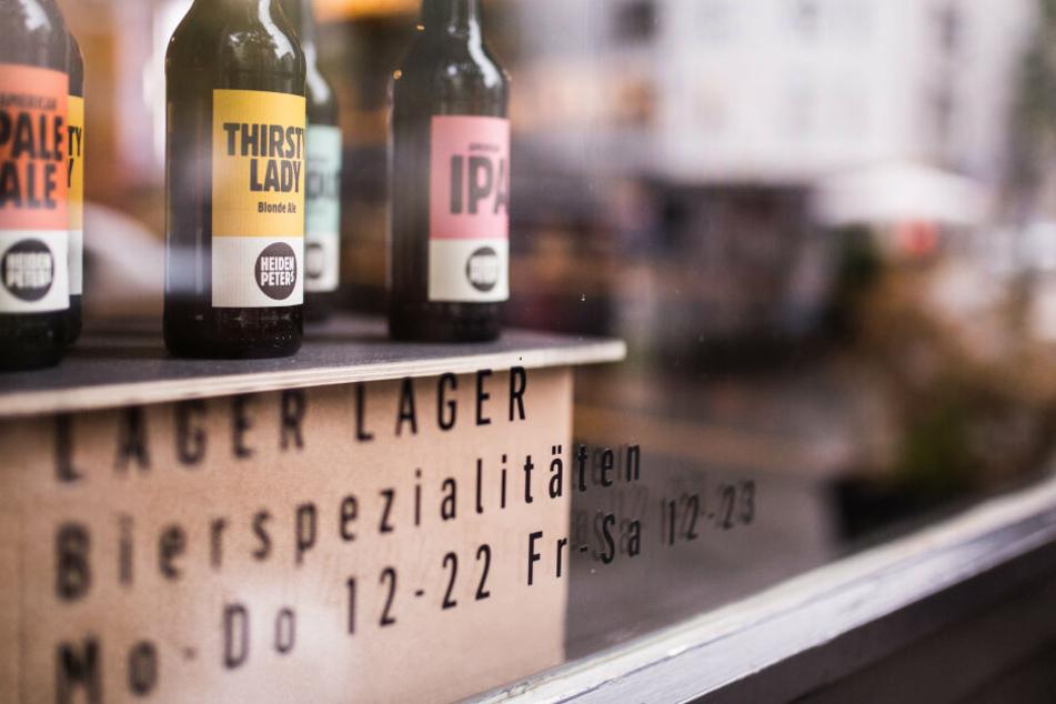 """Craft-Beer gilt als heißester """"Sch***"""" in der Brauereien-Szene."""