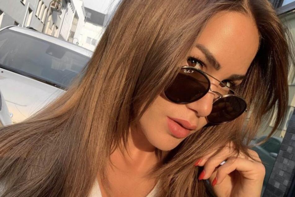 Angelina Heger (27) zeigt sich auf Instagram von ihrer natürlichen Seite.