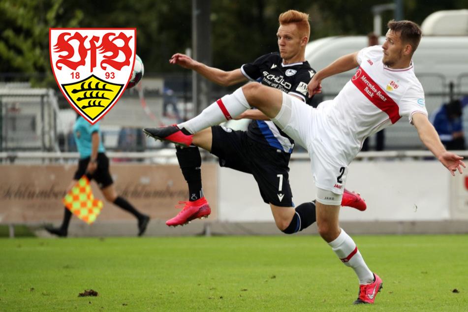 VfB Stuttgart mit souveränem Sieg im Duell der Aufsteiger