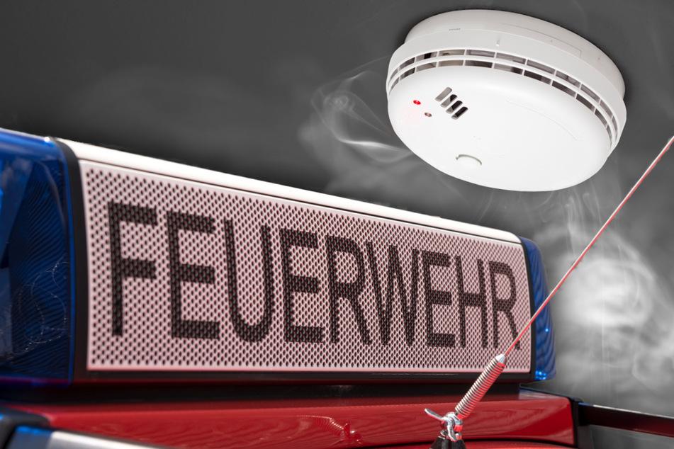 Zwei Brandstiftungen in einer Nacht! Feuerwehreinsatz in Plauener Asylheim