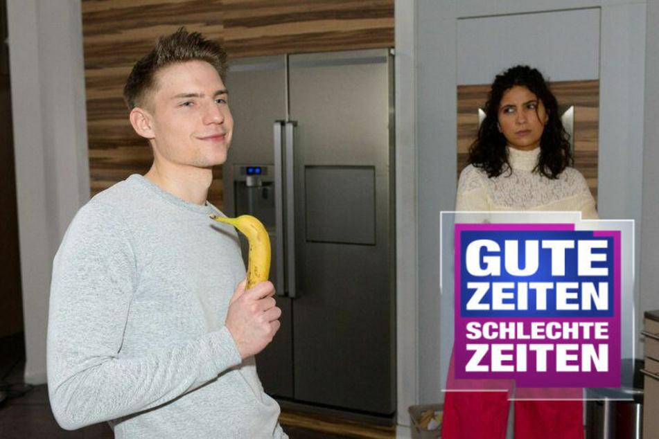 GZSZ: Moritz platzt der Kragen! Fliegt Lauras fieser Plan jetzt auf?