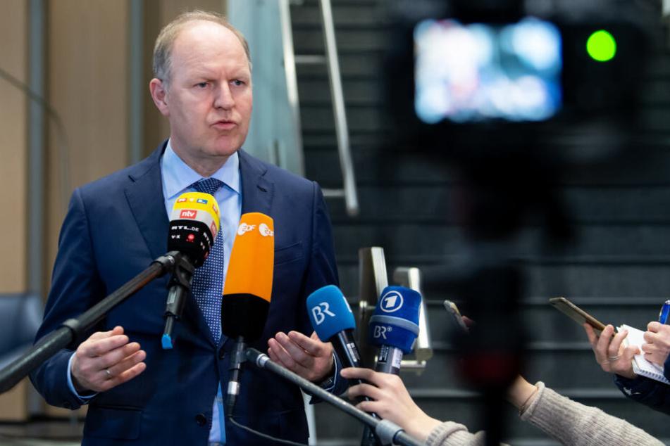 Holger Engelmann, Vorstandsvorsitzender der Webasto SE, ist erleichtert, dass kein weiterer Mitarbeiter infiziert wurde.