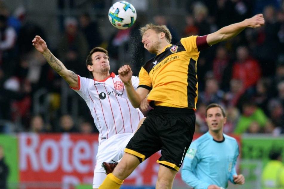 Kapitän Marco Hartmann köpfte das 1:0 nach vier Minuten.