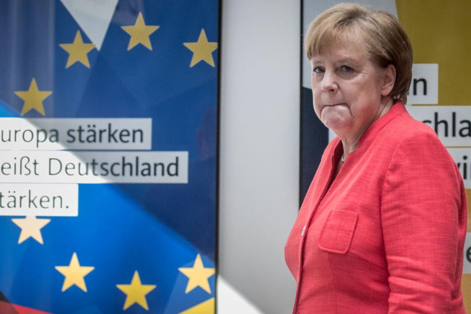 Merkels Zeit abgelaufen: CDU-Konservative fordern Rücktritt!