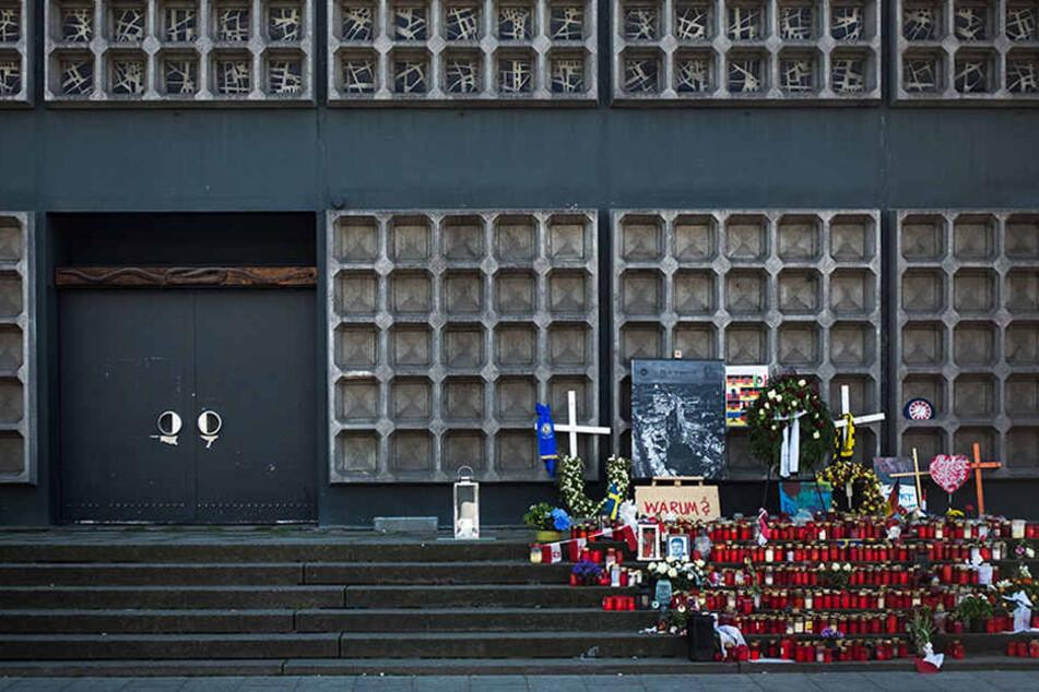 Nach Anschlag am Breitscheidplatz bekommen Opfer endlich richtigen Gedenkort