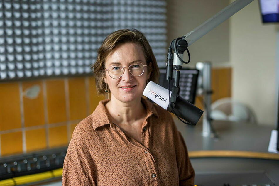 Cornelia Bols (49) war Redakteurin bei Radio SAW. Aus Femotion will sie mehr machen als nur eine Gute-Laune-Welle.