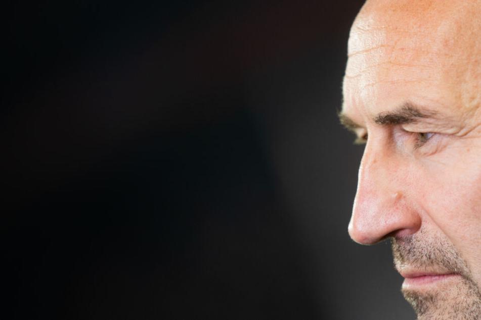 In dem Spiel ging es auch um die Zukunft von FC-Trainer Achim Beierlorzer.