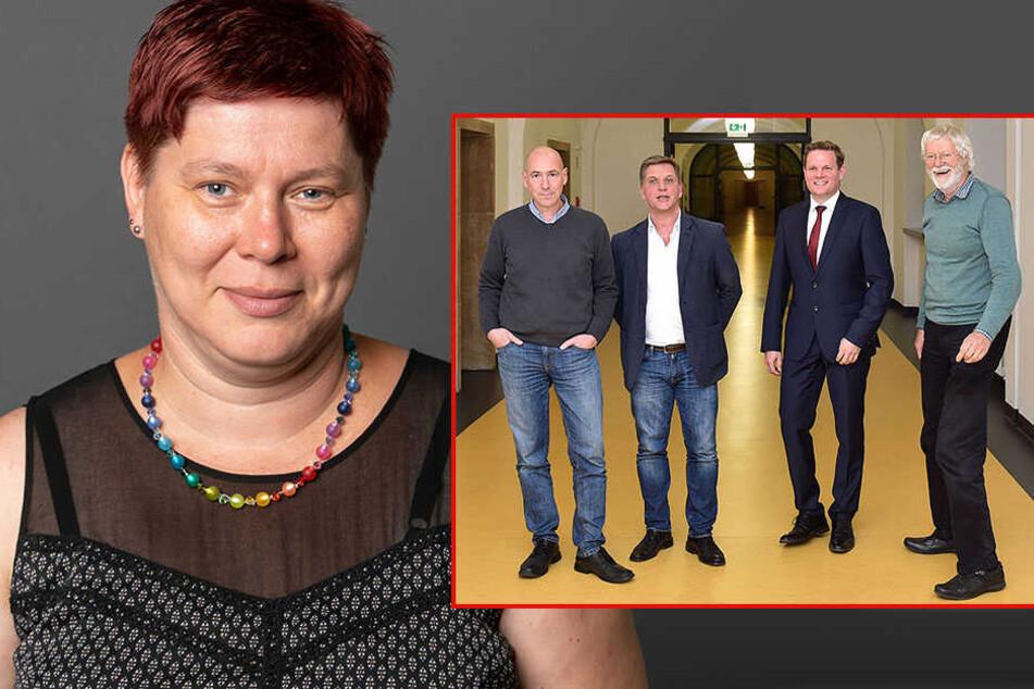 Mauerbau im Rathaus! Rest-SPD und Abtrünnige müssen sich Räume teilen
