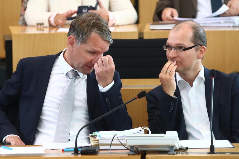 """Landessprecher der AfD-Thüringen zweifelt an Echtheit der Pro7-Doku """"Rechts. Deutsch. Radikal."""""""