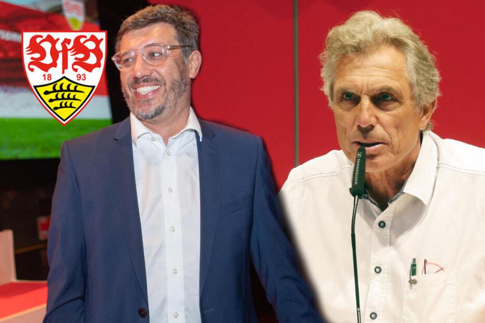 VfB-Präsident Vogt kann sich Rainer Adrion im Aufsichtsrat vorstellen
