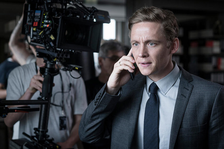 "Matthias Schweighöfer setzt seine Amazon-Serie ""You Are Wanted"" fort."