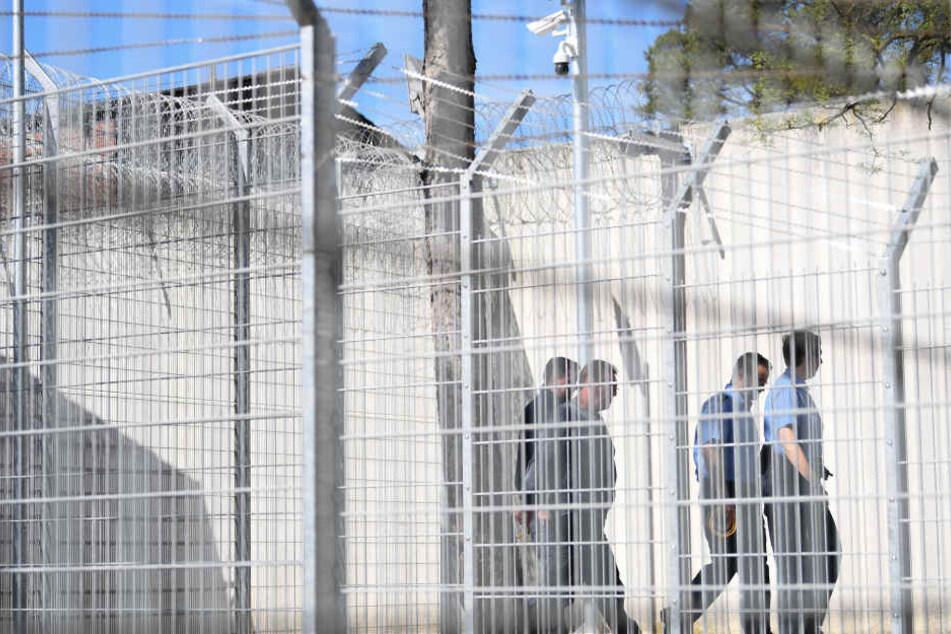 Vor knapp zwei Monaten waren zwei 35-jährige Männer aus dem Abschiebegefängnis in Darmstadt-Eberstadt geflohen.
