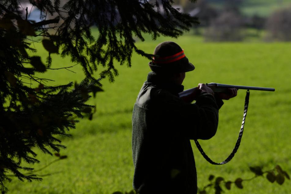 Bei der Jagd hatten sie Männer sich aus den Augen verloren. (Symbolbild)