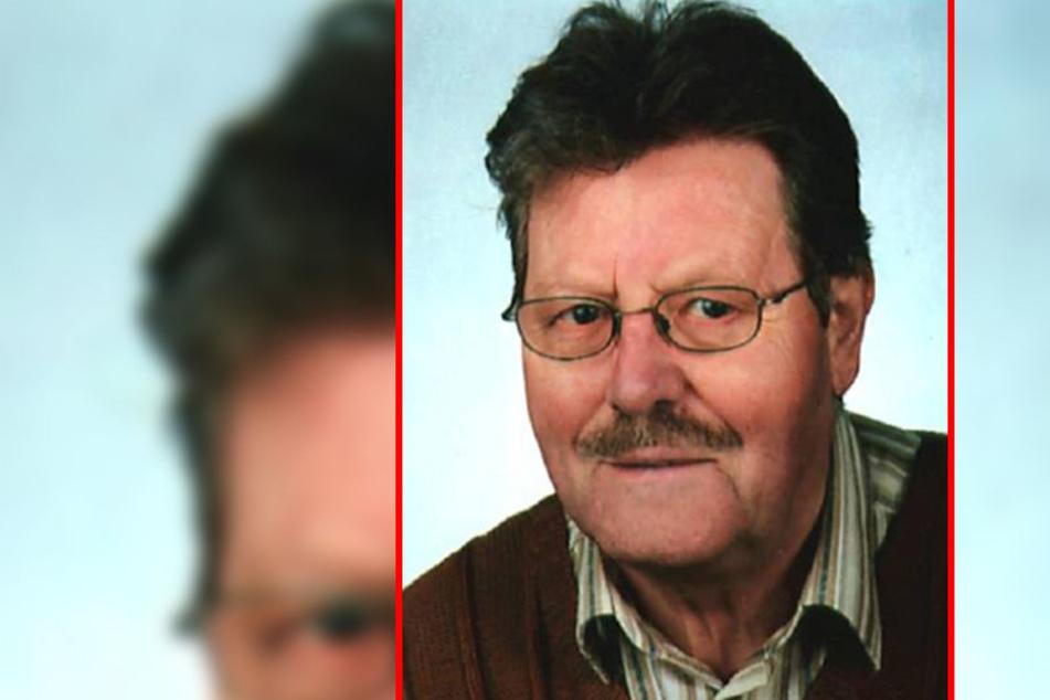 Wer hat Gerwin G. aus Jeggen gesehen? Der 79-Jährige benötigt dringend Medikamente.