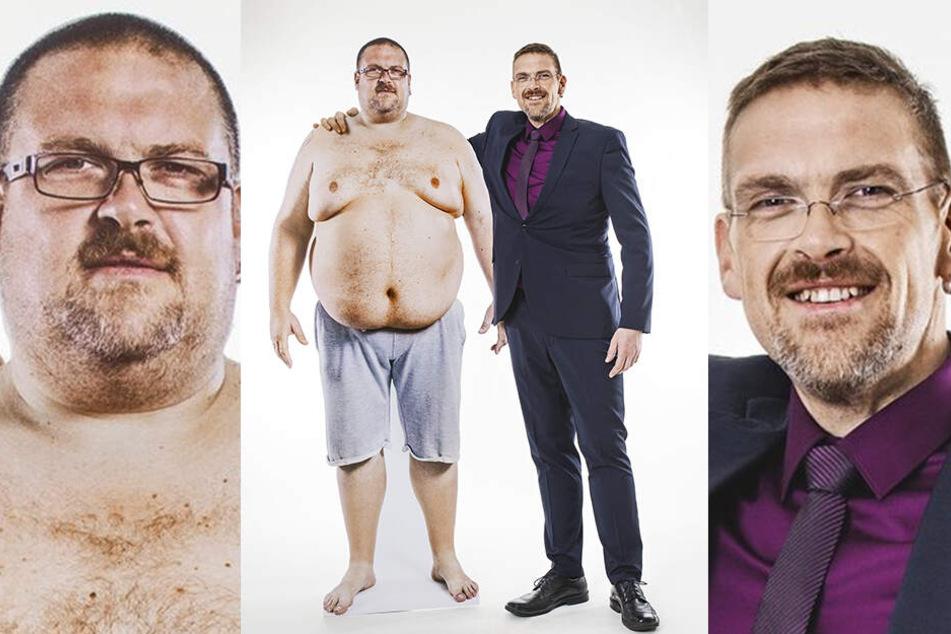 """101,40 Kilo! Abspeckrekord macht Sachse Mario zum """"Biggest Loser"""""""