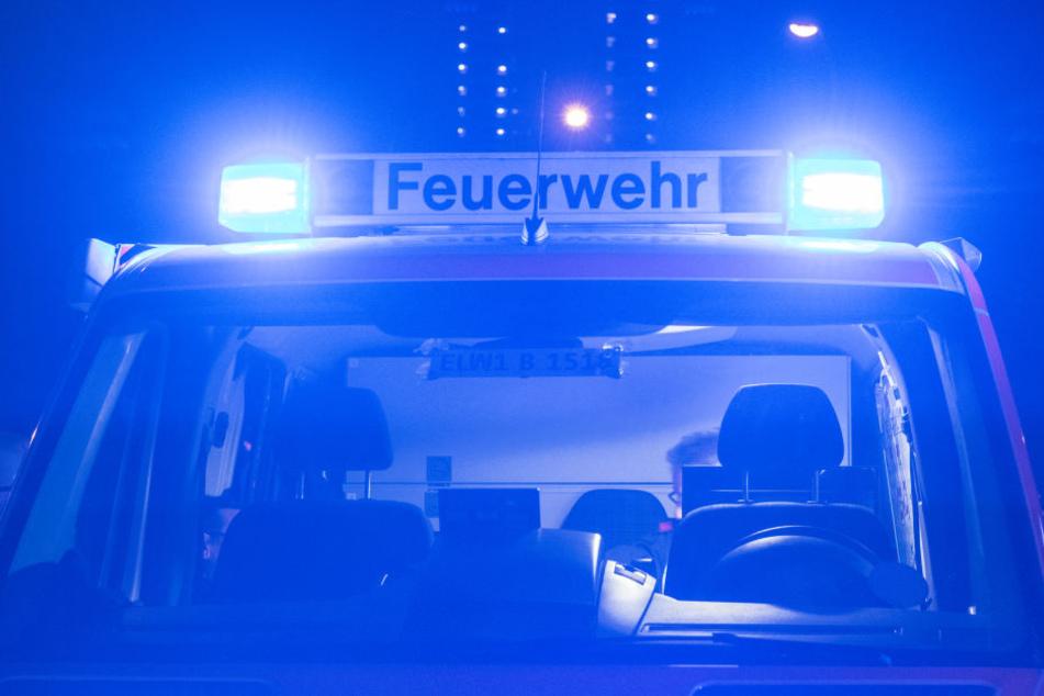 Die Polizei ermittelt nach eigenen Angaben inzwischen wegen Brandstiftung. (Symbolbild)