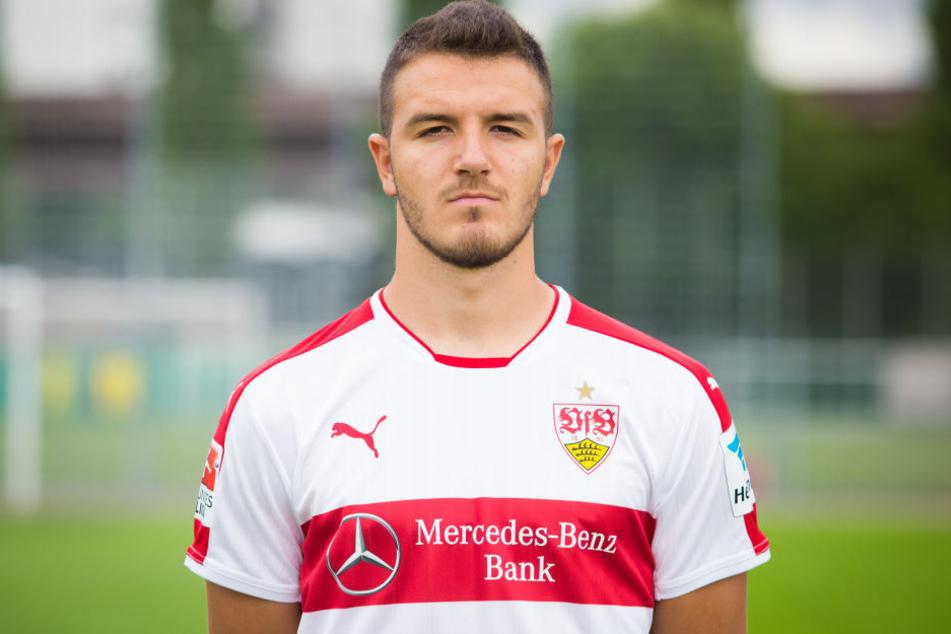 Anto Grgic wird jetzt zum Übergangs-Schweizer. Er wechselt auf Leihbasis zum FC Sion.