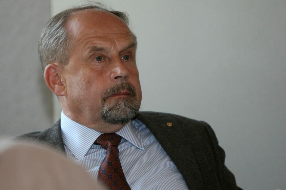 Verlor 2015 seine Waffen: NPD-Kreisrat Michael Jacobi (65) beschäftigte am gestrigen Mittwoch das Bundesverwaltungsgericht.