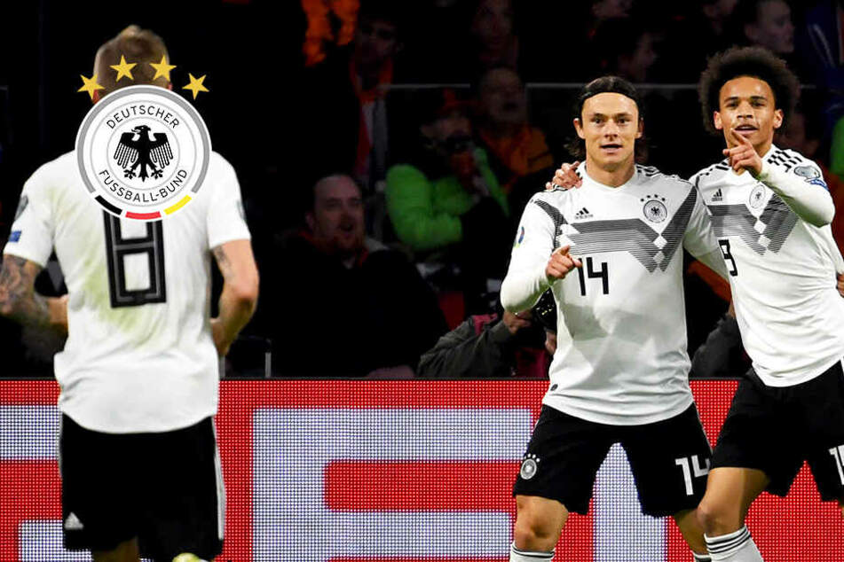 Geniales Spiel: Deutschland siegt dank Last-Minute-Tor in den Niederlanden!