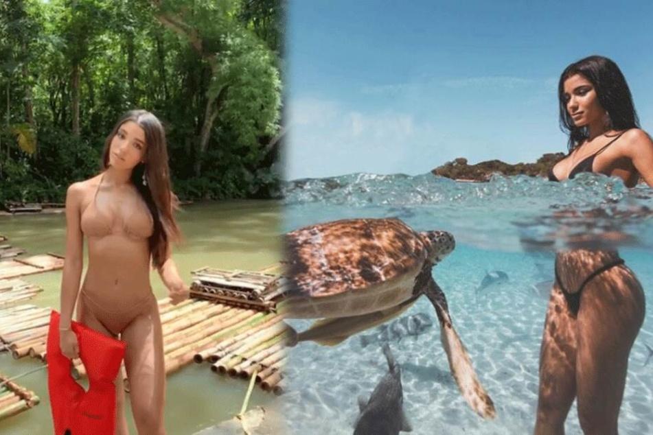 Umweltschutz kann so sexy sein: Ex-Freundin von Justin Bieber plädiert für saubere Meere