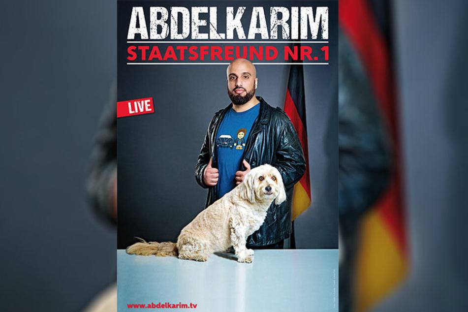 """Abdelkarim ist """"Staatsfreund Nr. 1""""!"""