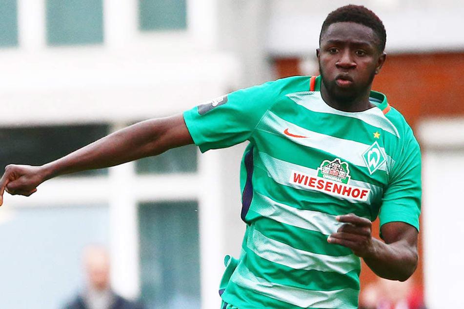Ousman Manneh wechselt nicht zum FC Erzgebirge.