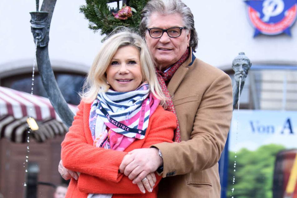 Marianne und Michael Hartl setzen sich zusammen gezielt für Inklusionssport ein.