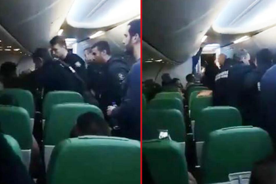 """Passagier will ins Cockpit, schreit """"Allahu Akbar"""": Flugzeug muss zwischenlanden!"""