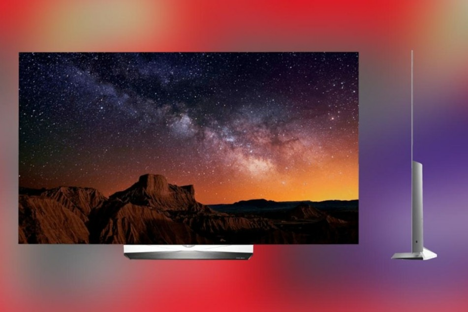 Der ultra dünne TV stellt über 20 Helligkeitsstufen mehr als andere vergleichbare Modelle dar.