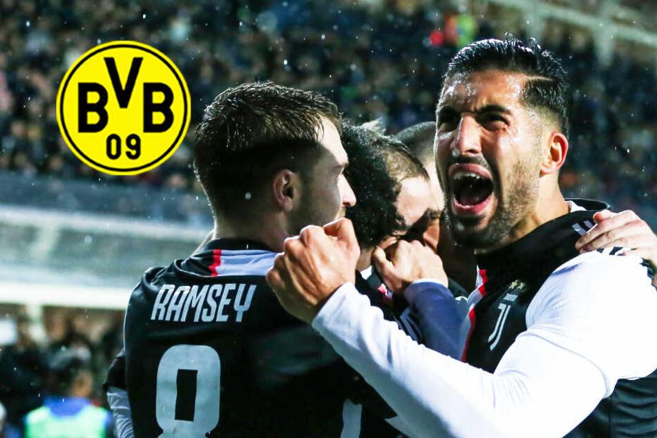 BVB-Hammer: Kommt Emre Can von Juventus Turin?