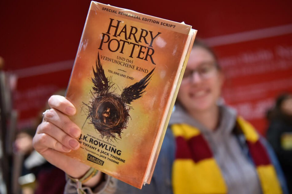 """Im September 2016 erschien der letzte """"Harry Potter""""-Roman."""