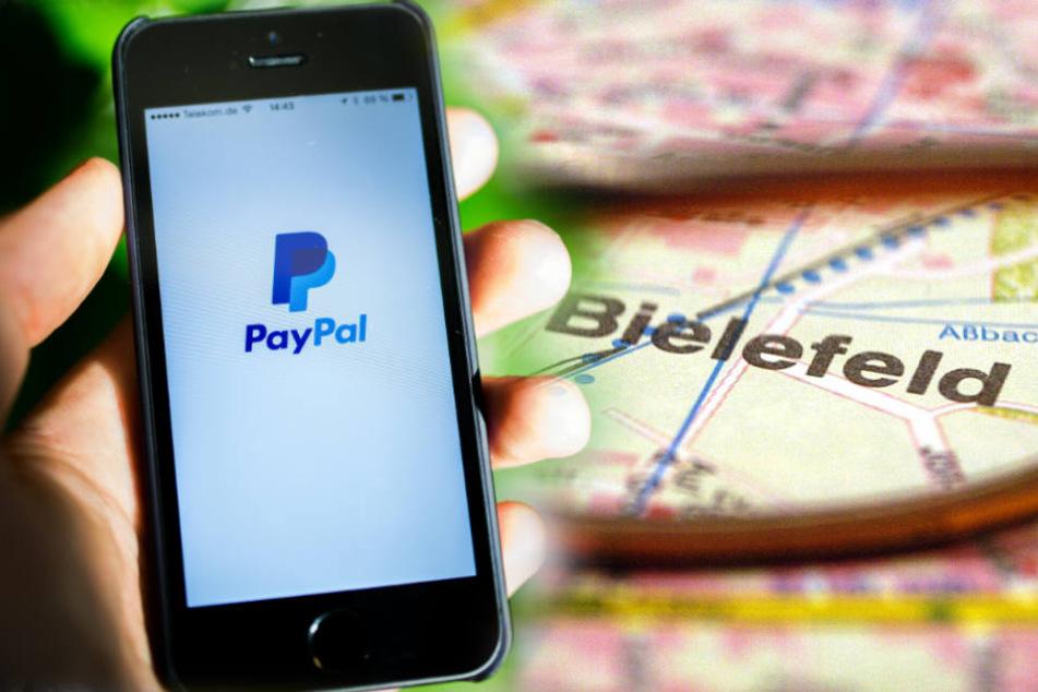 Jetzt könnt Ihr beim Bürgerservice online auf mit PayPal bezahlen.