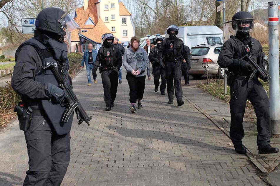 Sascha L. wurde im März festgenommen.