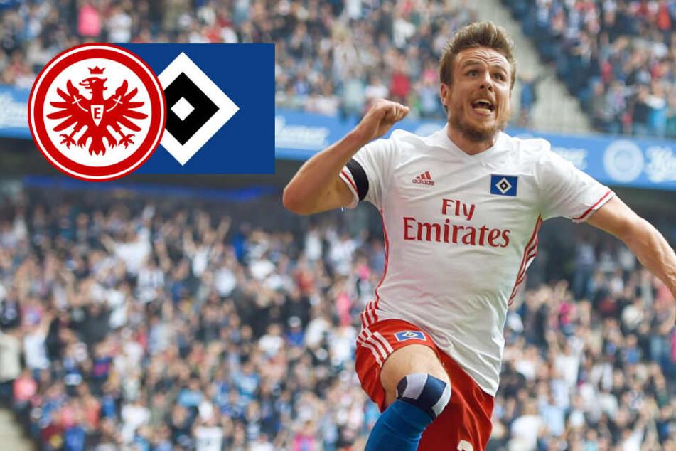 Nicolai Müller freut sich auf Frankfurt und schimpft über HSV