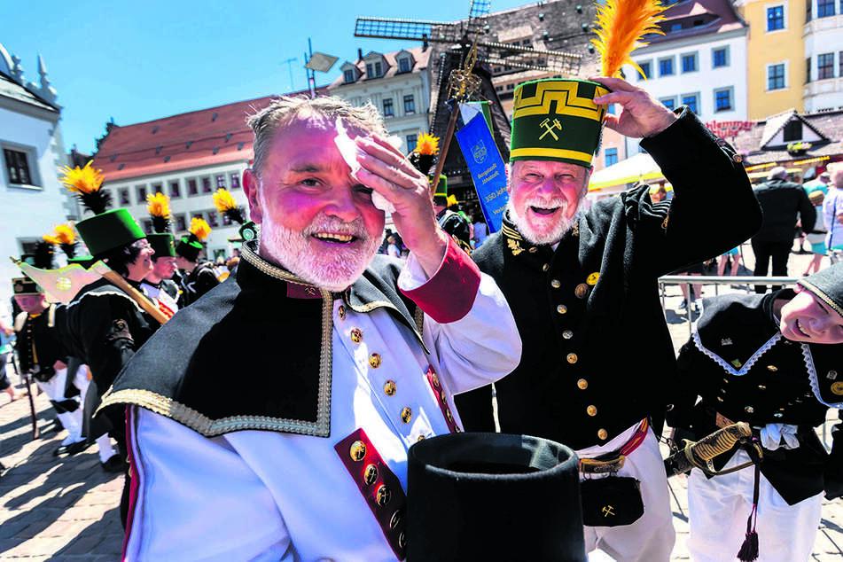 Chemnitz: Trotz Corona: Diese sächsische Stadt denkt wieder ans Feiern
