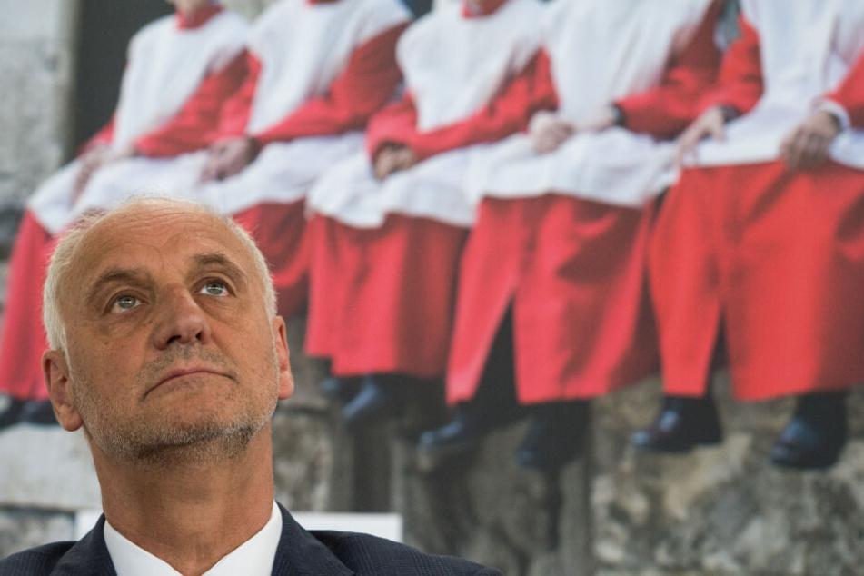 Roland Büchner geht in den Ruhestand, deshalb suchen die Domspatzen einen neuen Leiter. (Archivbild)