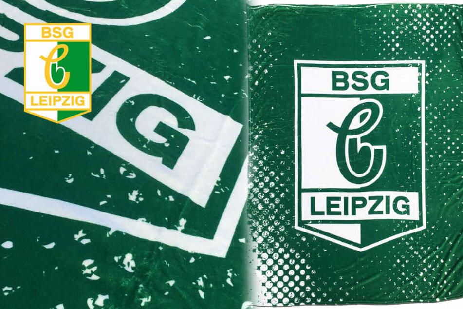 Falls es mal feucht wird! Chemie Leipzig verkauft Tuch für Sexclub