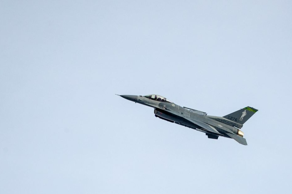 Eines der Flugzeuge war ein F18-Kampfjet. (Symbolbild)