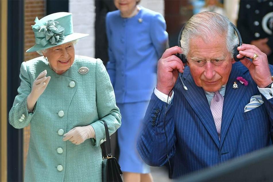 Darf Prinz Charles jetzt endlich auf den Thron?