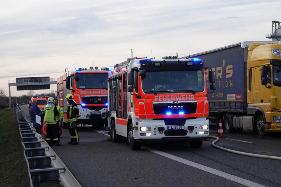 Die Polizei rechnet mit Verkehrsbehinderungen bis in die Abendstunden.