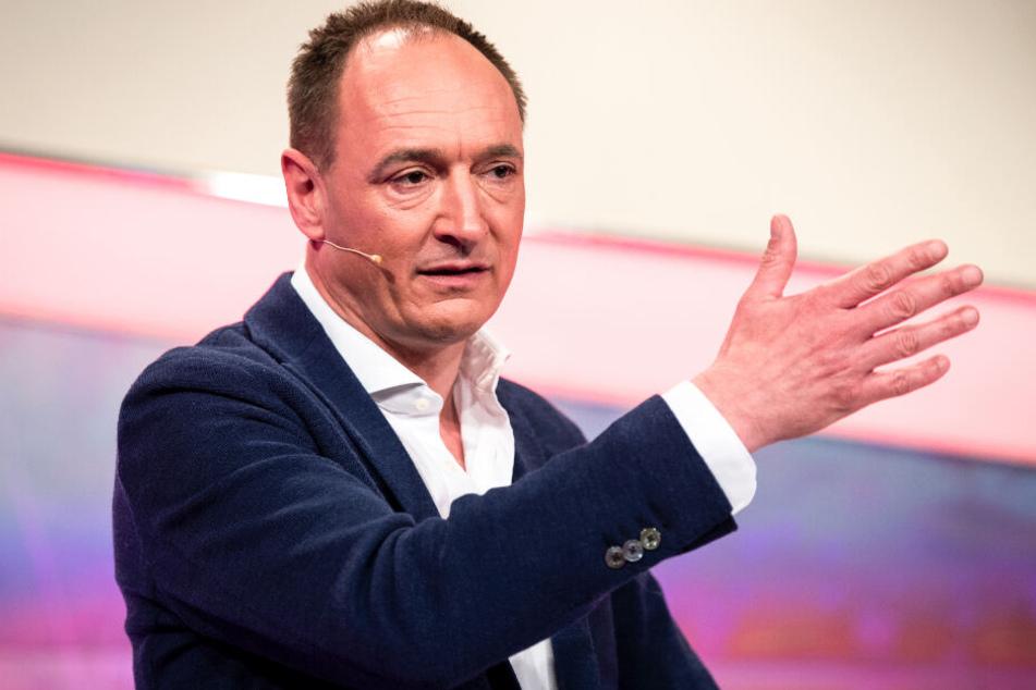 ProSiebenSat.1-Vorstandschef Max Conze will die User mit Inhalten überzeugen.