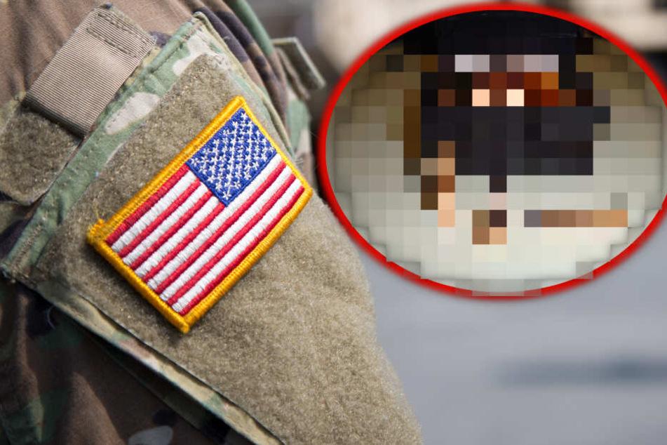 US-Soldat bestellt Schokoladensoße: Kaum zu fassen, was geliefert wird
