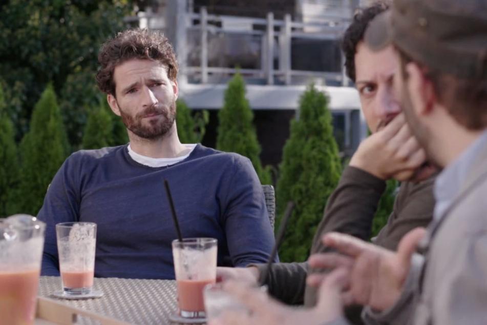 Im Business-Meeting kommt Christian aus dem Schwärmen für Arne nicht mehr heraus.