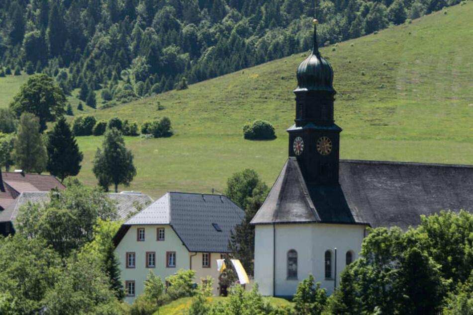 In Bernau (Bild) nimmt Umweltminister Untersteller die Anerkennungsurkunde der Unesco entgegen.