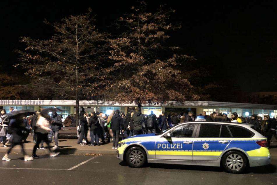 MoviePark Deutschland geräumt: Polizei gibt Entwarnung