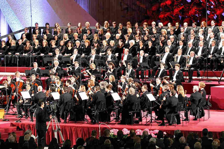 Entweder als Quartett oder als Trio geben Musiker des Gewandhaus-Orchesters Konzerte in Leipziger Wohnungen. Vielleicht auch bald in deinem Wohnzimmer?