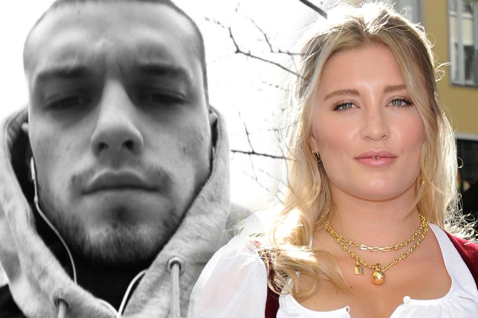 Marvin Balletshofer (23) und Luna Schweiger (23) waren zwei Jahre lang ein Paar.