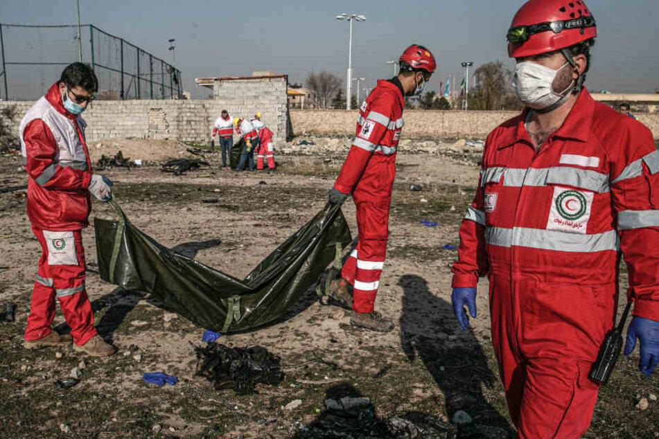 Flugzeugabsturz im Iran: Doktorandin aus Mainz unter den Opfern