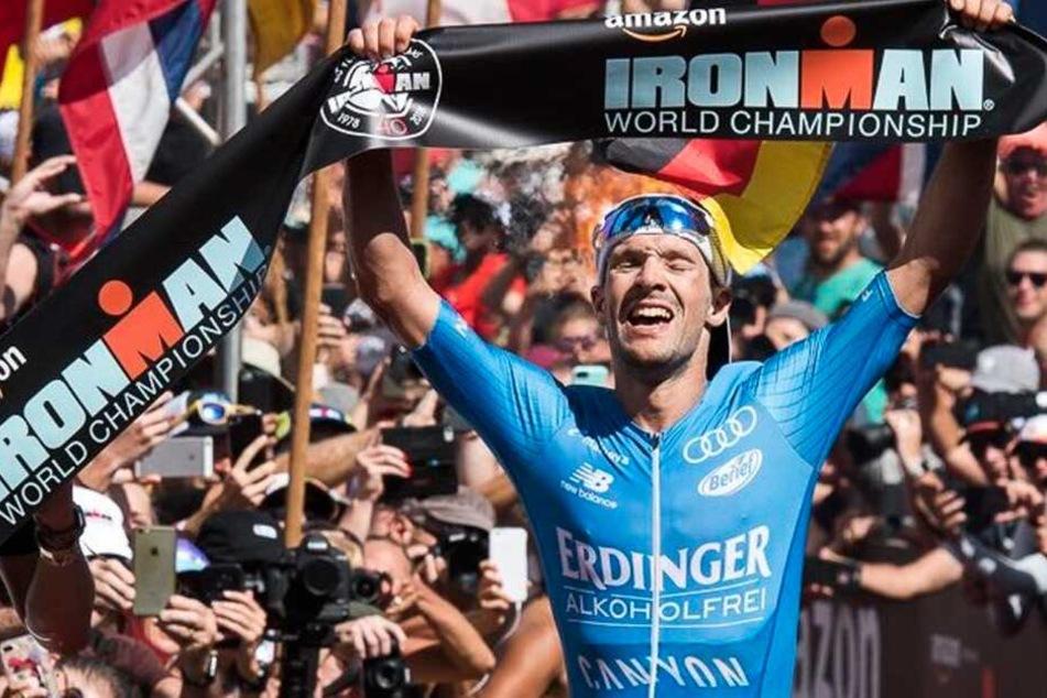 Irre! Ironman-Weltmeister Patrick Lange eröffnet Saison mit Rekord