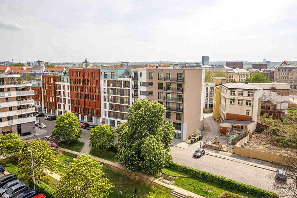 Am Schützenplatz kostet der Quadratmeter Bauland mittlerweile 1000 Euro.